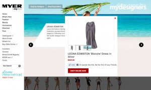 Myer Designer Lookbook
